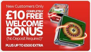No Deposit Casino Offers