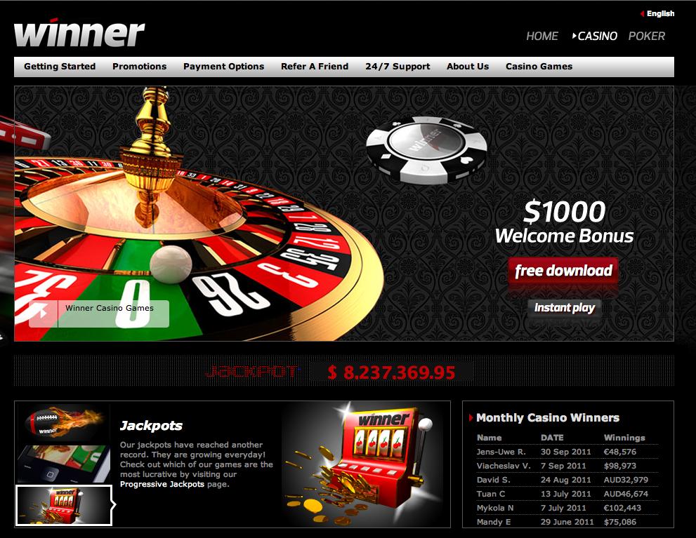 Www Winner Casino