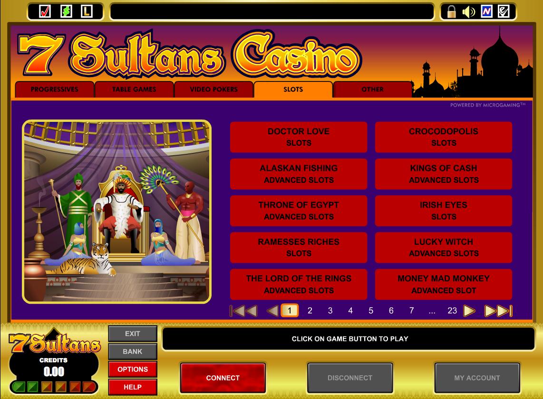 Flash 7sultans casino potawatomi casino review